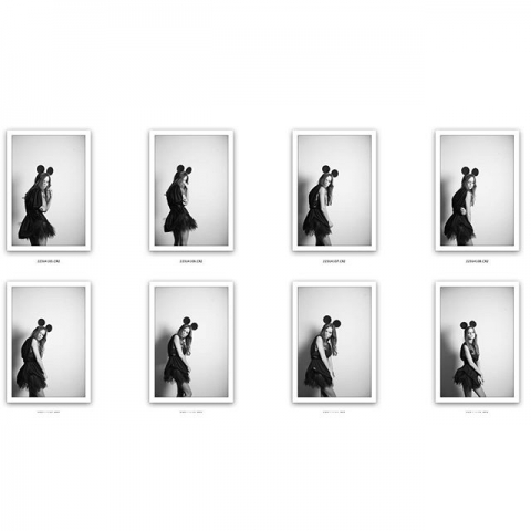 Diana, Düsseldorf #portraits #portraitcoutureduesseldorf #studio #studio #ingajockel #beforeandafter