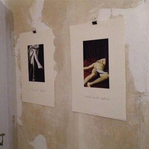 Men, Duisburg 2002, Open House #newton #helmutnewton #persiflage #filmisnotdead #fuji #canon #analog #prints #art #heartwork #photoart #photography