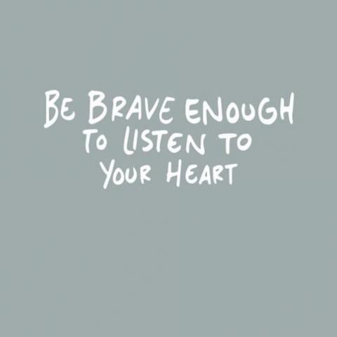 Listen to your Heart #qotd #love #eternity #braveheart #mut #everythingispossible #hochzeit2017 #heiraten #hochzeitsfotos #hochzeitsblog #rocknrollportraits #rocknrollbride