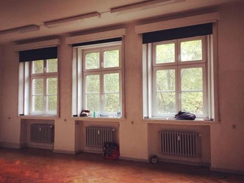 Neues Atelier in Rheinhausen #atelier #duisburg #raum107 #kunst #artistsofinstagram #artist #pinkunicorn #missping #2017 #portraits