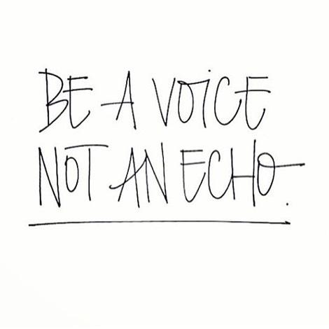 Geht wählen am Sonntag!! Demokratie lebt von den Menschen, nicht von Politikern. Lasst unser Land bitte keinen Ruck nach rechts erleben.  Erhebt eure Stimme für Menschlichkeit und Offenheit!! #wahl2017 #demokratie #freiheit #gegenrechts #neinzurAFD #HirnAnHandyAus #beavoice