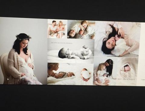 Neue Flyer ️ #fotostudio #düsseldorf #Familienfotos #Babyfotos #schwangerschaftsshooting #newborn #fotografin #portraits
