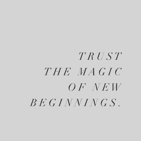 Trust the magic of New beginnings #trust #hope #opening #softopening #business #grlboss #woman #empowerment #lifecoachingforwomen #happygirls