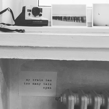 Atelier 2018 #polaroid #tomanytabsopen