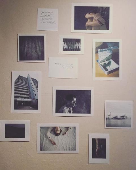 Collage, 2018 #platzhirsch #grammatikoff #kulturbyrat #photography #artofinstagram #trust #wordporn #moods #artist #oderkanndasweg