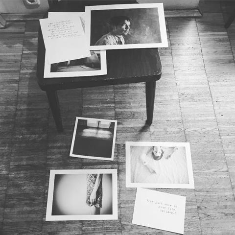 Collage, 2018 #grammatikoff #art #platzhirschfestival